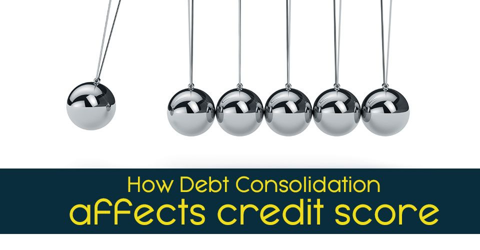 Can you consolidate debt without affecting credit score