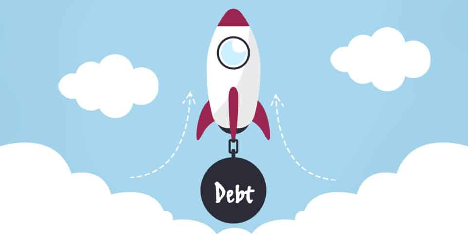 Tips to start a business when you have debt